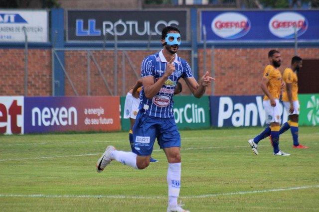 Esportivo venceu o Pelotas por 2 a 1 e segue com grande campanha no Gauchão 2020.<!-- NICAID(14452239) -->