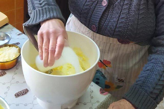 receita do leitor , bolo de milho , eva araujo , esteio, receita tradicional<!-- NICAID(14549302) -->