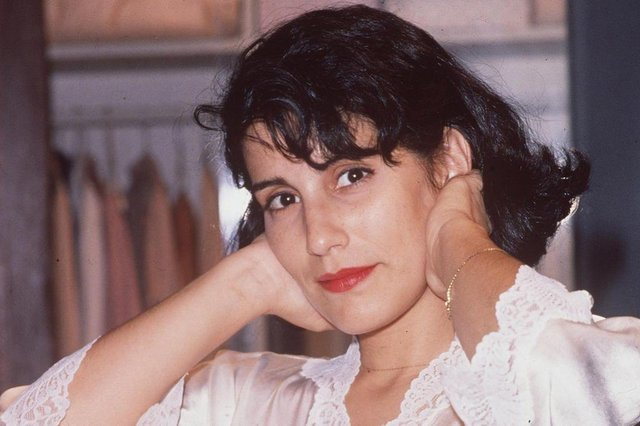 30.10.1988 - IRINEU BARRETO / GDI - GLÓRIA PIRES EM CENA DA NOVELA VALE TUDO. Fonte: GDI Fotógrafo: Irineu Barreto
