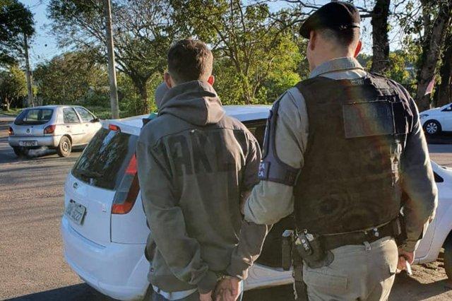 Polícia prende suspeito de latrocínio ocorrido no Dia dos Namorados em Viamão<!-- NICAID(14556647) -->