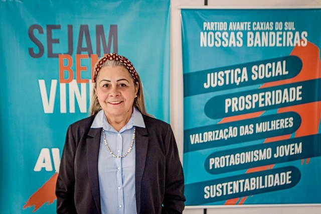 Mari Souza, pré-candidata a prefeita pelo Avante<!-- NICAID(14567144) -->