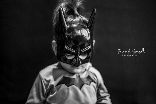 Projeto Fotografando Anjos, da fotógrafa Fernanda Sousa, de Farroupilha, registra crianças com alguma deficiência vestidos com roupas de superheróis, heroínas ou personagens encantados. Na foto, Rafael Maicá Ferreira França, de 2 anos.<!-- NICAID(14586256) -->