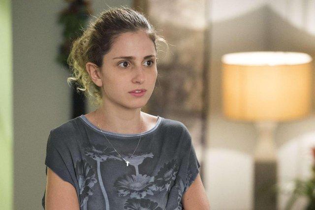 Ivana (Carol Duarte) em A Força do Querer.