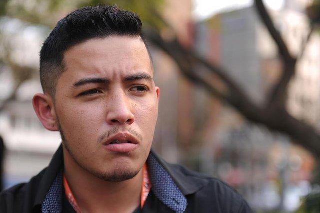 CAXIAS DO SUL, RS, BRASIL, 11/09/2020 - Enquete sobre empreg. desafios para os candiatos a vereador e prefeito para solucionar a falta de vagas no mercado de trabalho. NA FOTO: Nicolas Correa da Silva Ramos, 22 anos, vendedor. (Marcelo Casagrande/Agência RBS)<!-- NICAID(14590406) -->