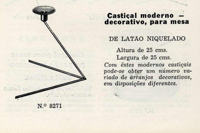 Itens de cozinha da cutelaria Eberle, anunciandos no Boletim Eberle de outubro e novembro de 1959. Peças eram vendidas no Varejo do Eberle.<!-- NICAID(14605536) -->