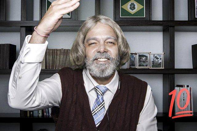 escolinha do professor raimundo, PROFESSOR RAIMUNDO (BRUNO MAZZEO)
