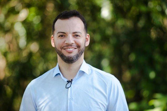 Douglas Martello (Democratas) , candidato a prefeito em Alvorada nas eleições 2020