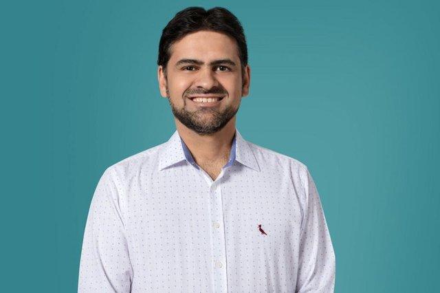 Juliano Marinho (PSD), candidato a prefeito de Alvorada nas eleições 2020