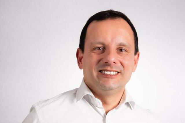 Valmor Freitas (Cidadania), candidato a prefeito de Alvorada nas eleições 2020