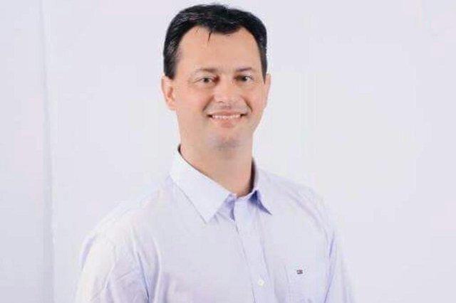Dr Rubinho (PSL), candidato a prefeito em Cachoeirinha nas eleições 2020