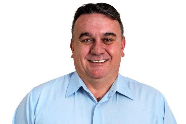 Jeferson Lazzarotto (PT), candidato a prefeito de Cachoeirinha nas eleições 2020