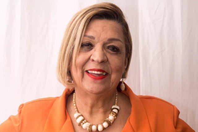 Cezalpina Anadon (PSL), candidata a prefeita de Sapucaia do Sul nas eleições 2020