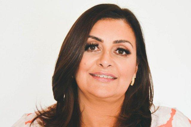 Magela Lindner (PDT), candidata a prefeita de Esteio nas Eleições 2020