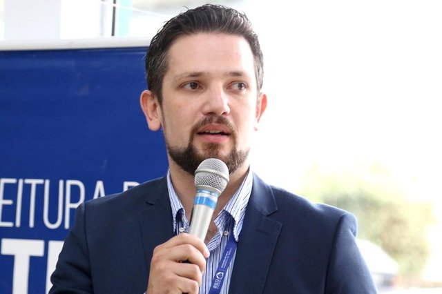 Pascoal (PP), candidato a prefeitura de Esteio nas eleições 2020