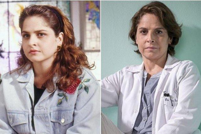 Drica Moraes em Top Model (e) e Sob Pressão<!-- NICAID(14649282) -->
