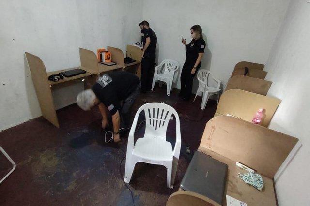Polícia gaúcha prende golpistas em SP <!-- NICAID(14662918) -->