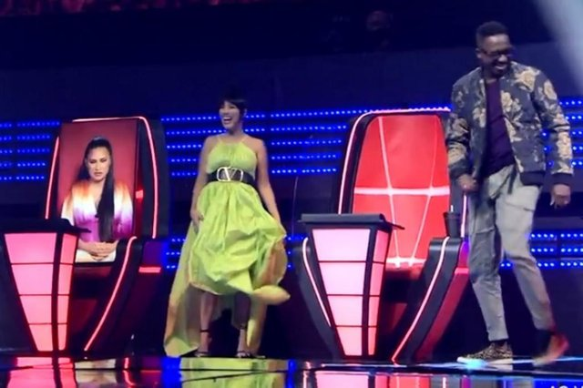 The Voice Kids 2020.<!-- NICAID(14608699) -->
