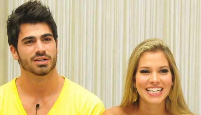 Adriana e Rodrigão, do BBB 11