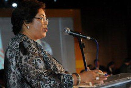 Erenice foi secretária executiva da Casa Civil de 2005 a 2010, ano em que passou a ser titular da pasta,com saída de Dilma (clicRBS/Elza Fiúza/ABr)