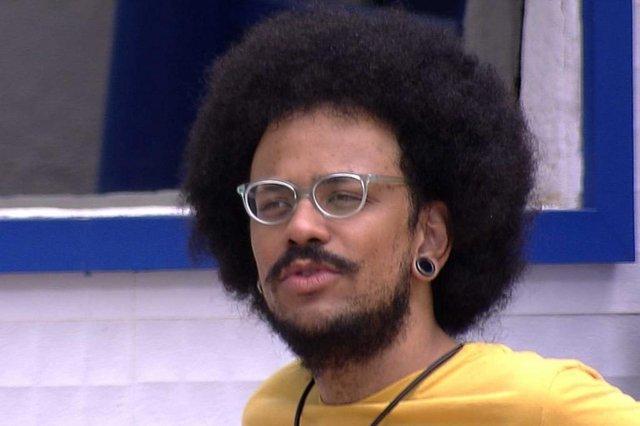 João Luiz no BBB 21<!-- NICAID(14752380) -->