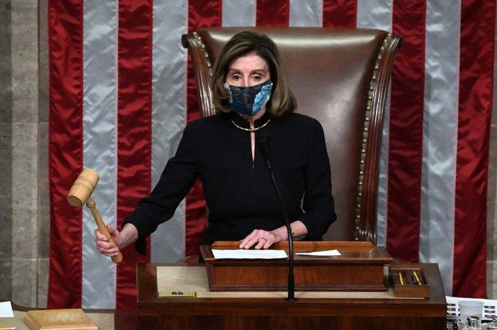 A sete dias do fim do mandato, Câmara dos EUA aprova impeachment de Trump |  GZH