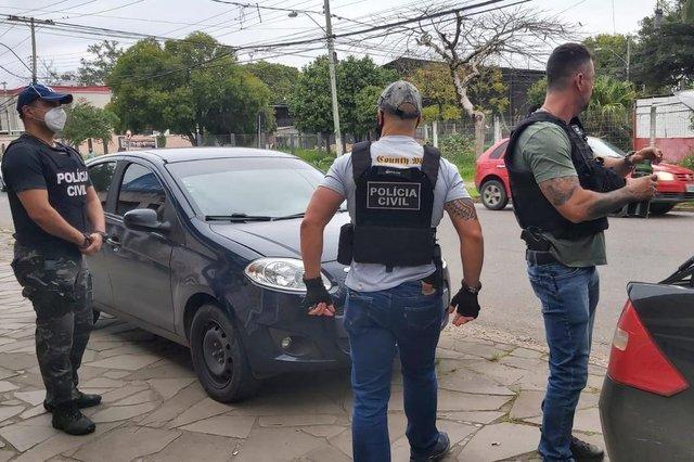 Terapeuta holístico acusado de abusar sexualmente de dez pacientes é preso pela terceira vez em Canoas<!-- NICAID(14912877) -->