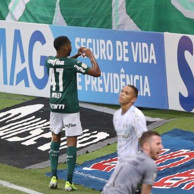 Grêmio volta a perder para o Palmeiras e fica com o vice da Copa do Brasil