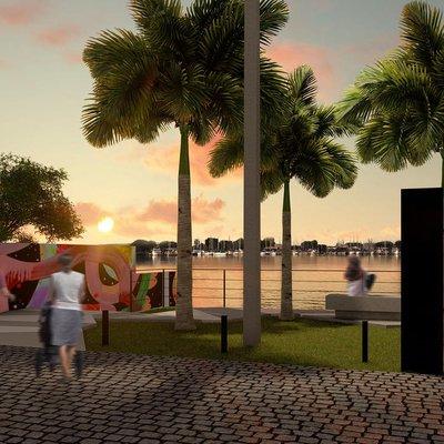 Capital terá novas áreas de lazer na beira do Guaíba