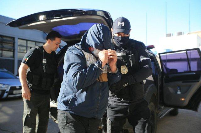 PORTO ALEGRE, RS, BRASIL,  16/09/2021-  Facção do RS faz voos clandestinos para trazer 200 quilos de cocaína por semana do Paraguai.  Foto: Ronaldo Bernardi  / Agencia RBS<!-- NICAID(14890864) -->