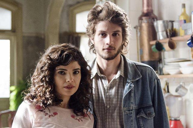 império,  Eliane ( Vanessa Giácomo ) e José Alfredo ( Chay Suede )<!-- NICAID(13656717) -->