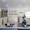 O novo espaço da escola recebeu todo equipamento necessário para os experimentos.