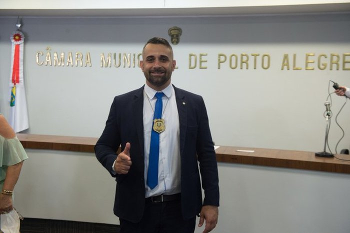 Leonardo Contursi / Câmara de Porto Alegre