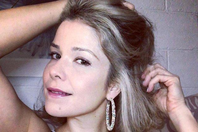 Samara Felippo, atriz<!-- NICAID(14763221) -->