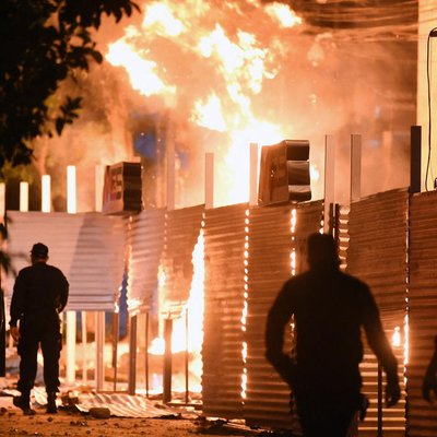 Ao menos oito pessoas são detidas em protesto contra o governo do Paraguai