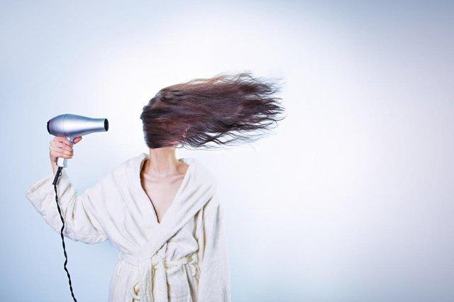 cabelo, secador, escova, donna<!-- NICAID(12201165) -->