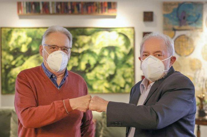O que dizem políticos do PT e PSDB de Caxias sobre a foto de FH e Lula    Pioneiro