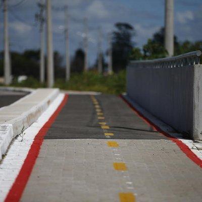 Novas ciclovias em Porto Alegre