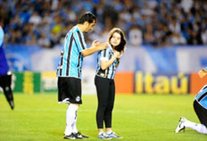 Grêmio chegou aos 39 pontos no BrasileirãoMauro Vieira   null 723807ffa79b2