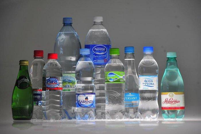Zero Hora analisou o rótulo de dez marcas de água mineralLauro Alves    Agencia RBS da48363911