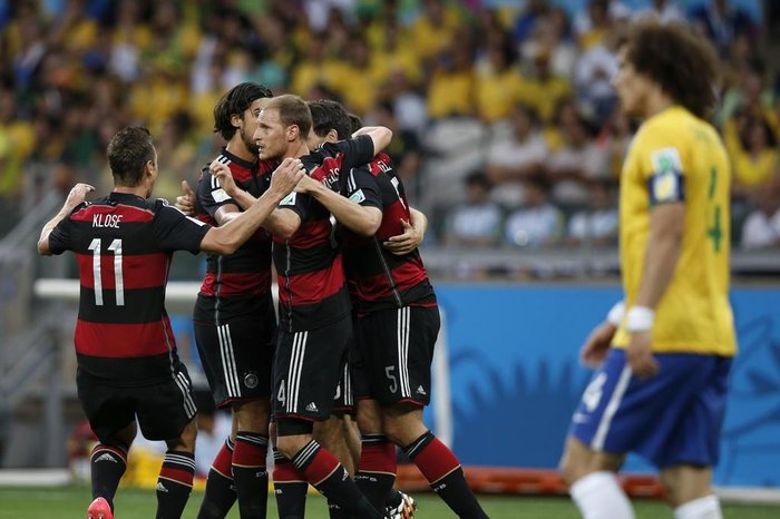 Brasil é goleado pela Alemanha e vê morrer sonho do título em casa ... 9432fe018cd92
