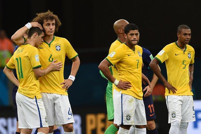 Brasil perde para a Holanda e termina a Copa em 4º lugar  989b426050db8
