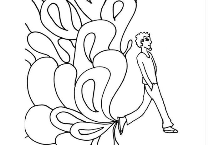 Projeto Permite Que Pessoas Pintem Desenhos Inspirados Em Musicas