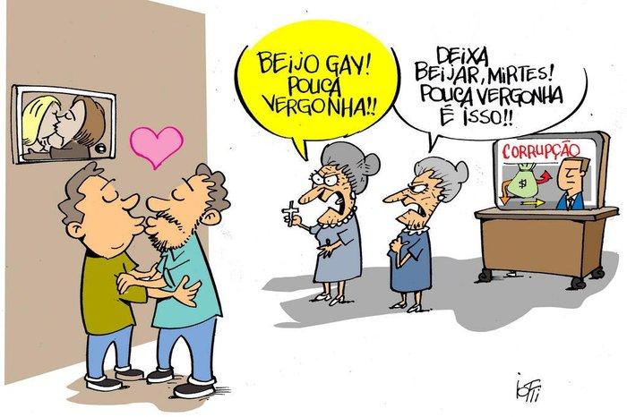 """Imagem relacionadaTenho um amigo chamado Serguei que resolveu trocar de nome após Jair Bolsonaro ser eleito presidente do Brasil.  Apesar de não ser gay, o Serguei, por via das dúvidas, trocou seu nome para """"Sermacho"""".  É, nome mais adequado aos novos (novos?!) tempos..."""