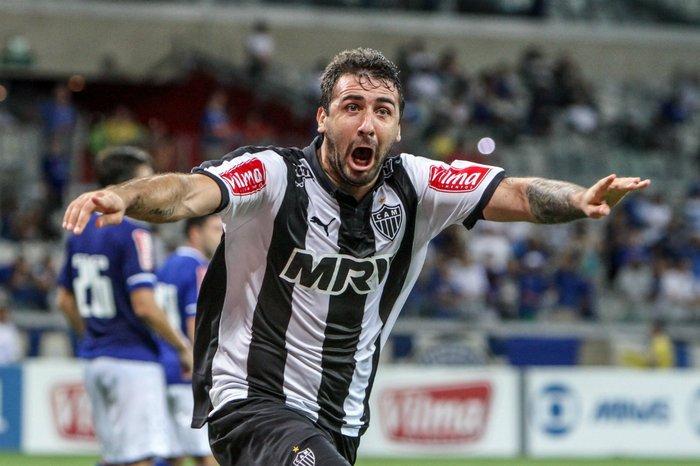 56621cdeef Atlético-MG cruza o caminho do Inter nas oitavas da Libertadores ...
