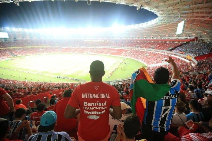 8c62e72626 Clubes pedem volta de bebida alcoólica nos estádios do RS