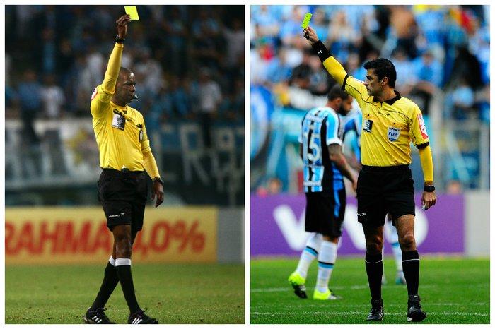 Luiz Zini Pires  o cachê dos árbitros que apitam jogos da Dupla na ... c7c179a200855