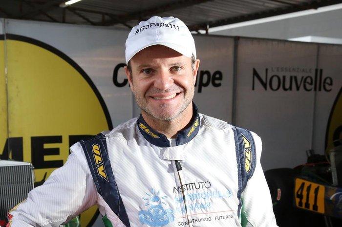 79bf632bb Rubens Barrichello recebe alta após ser internado na Flórida ...