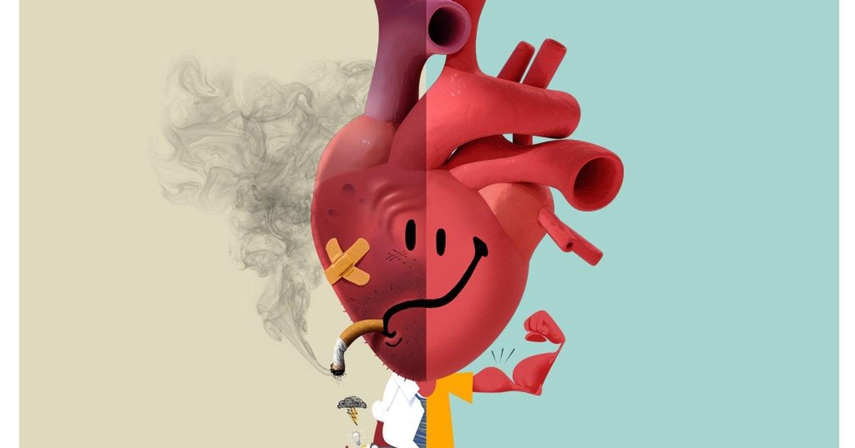 doenças do coração e vasos sanguíneos são coletivamente conhecidas como
