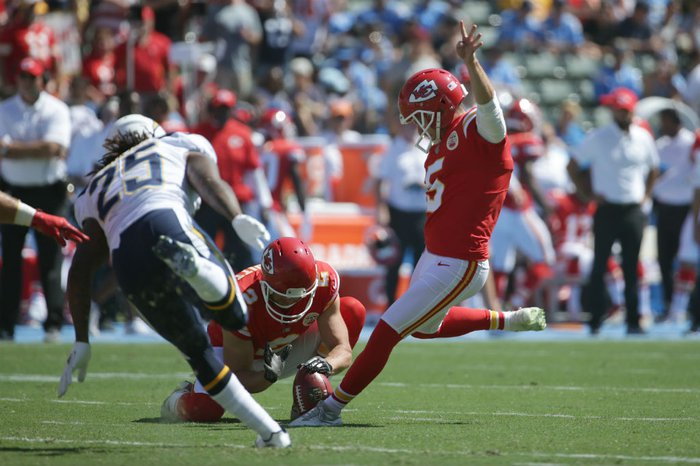 cairo santos, kansas city chiefs