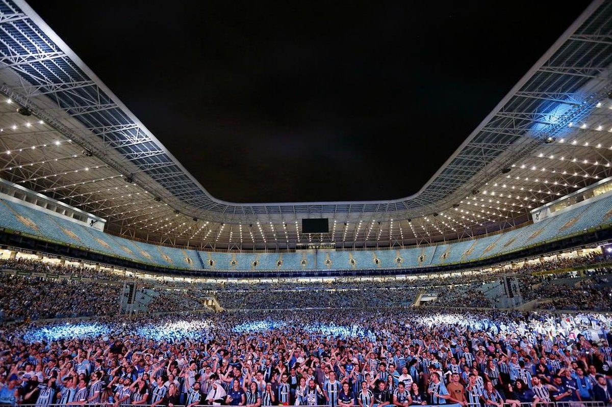 Grêmio confirma fan fest para a final do Mundial
